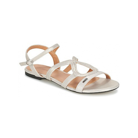 Esprit PEPE WAVE women's Sandals in Silver
