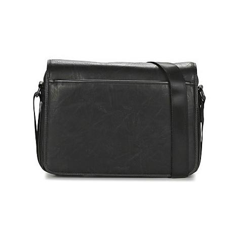 Casual Attitude FILOU men's Messenger bag in Black