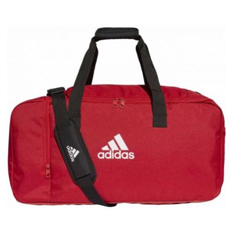 adidas TIRO MEDIUM red - Sports bag