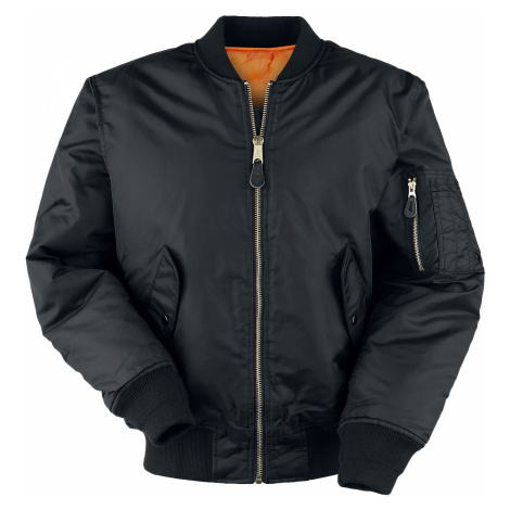 Brandit - MA1 - Jacket - black