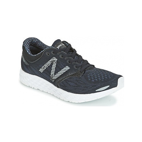 New Balance FRESH FOAM women's Running Trainers in Black