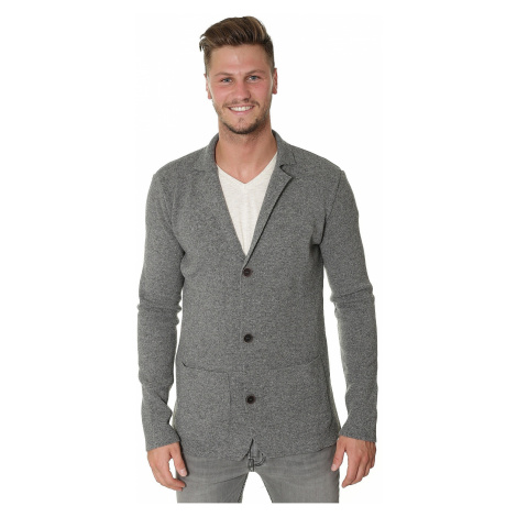 jacket Mavi Tricot - Antracite Melange