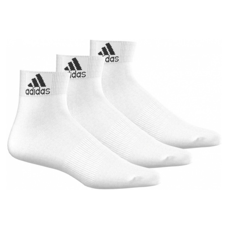 Performance Ankle Thin Sports Socks 3 Pack Adidas