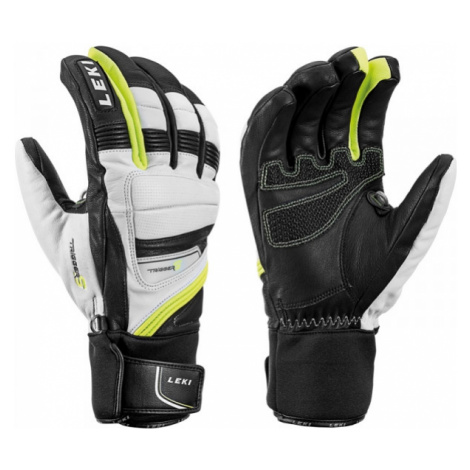 Leki GRIFFIN PRIME S black - Downhill ski gloves