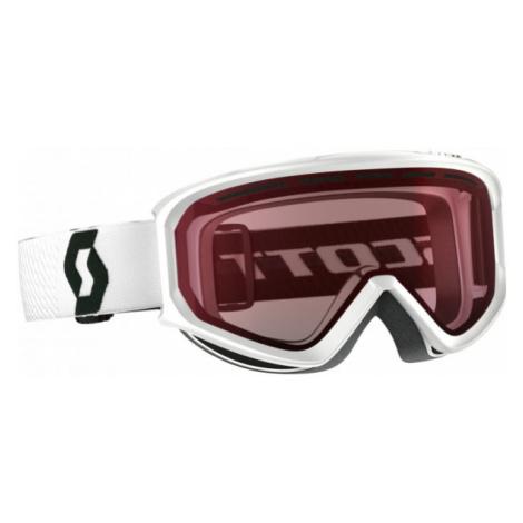 Scott FACT AMPLIFIER white - Ski goggles