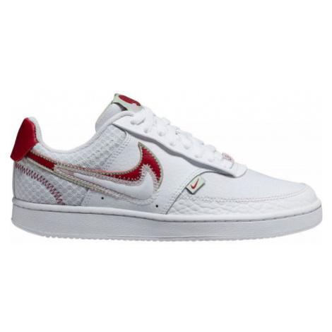 Nike COURT VISION LO PRMV WMNS white - Women's leisure shoes