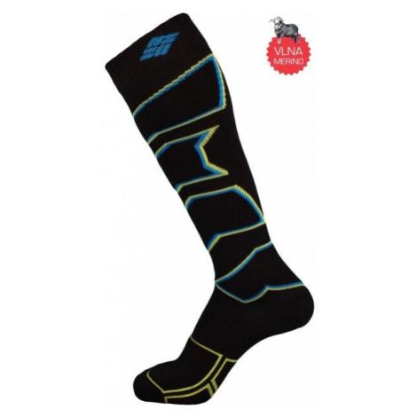 Columbia SKIING KNEE SOCKS M. black - Sports knee socks