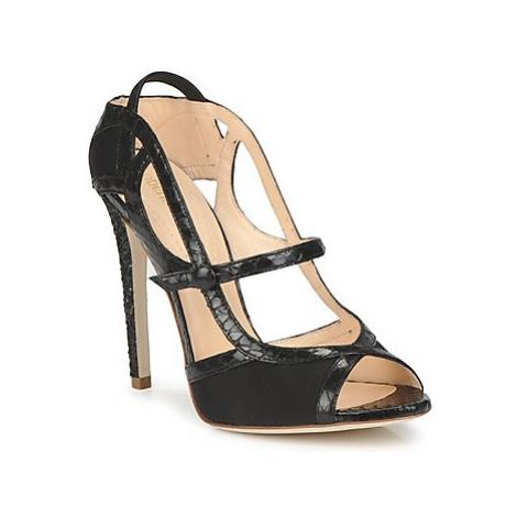 Roberto Cavalli RPS678 women's Sandals in Black