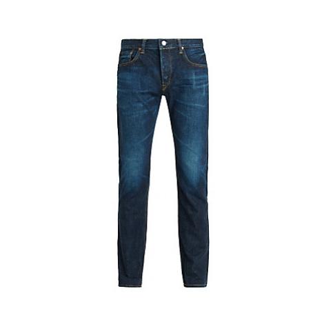 Edwin ED-55 Regular Fit Tapered Jeans, Dark Used Blue