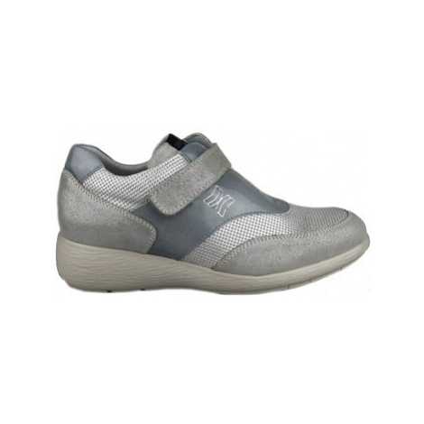 CallagHan OLIMPIA women's Shoes (Trainers) in Silver