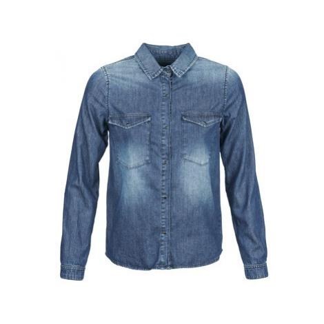 Cimarron FLOYD women's Shirt in Blue