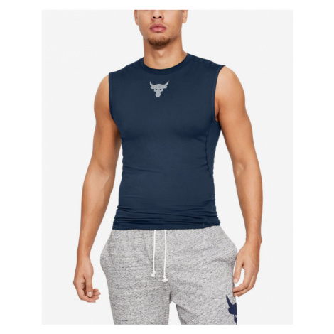 Under Armour Project Rock Top Blue