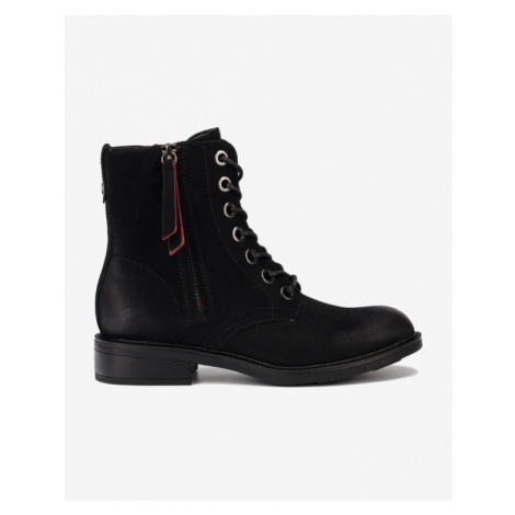 Wrangler Vanys Lace Ankle boots Black