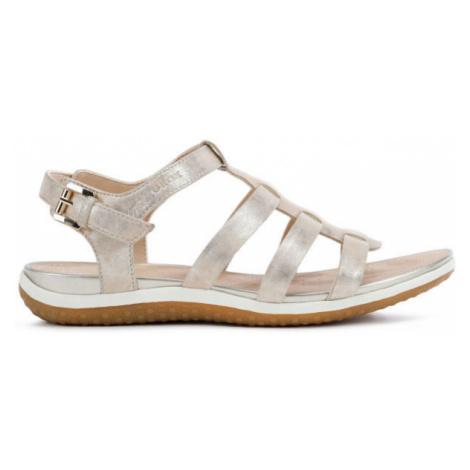Geox D SANDAL VEGA beige - Women's sandals