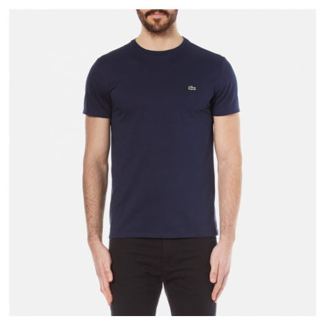 Lacoste Men's Classic Pima T-Shirt - Navy - 7/XXL