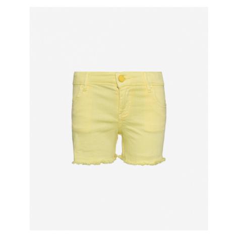 Guess Kids Shorts Yellow