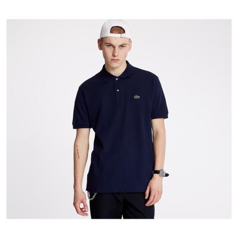 Blue men's sports polo shirts