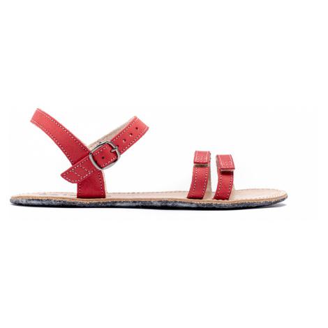 Barefoot Sandals - Be Lenka Summer - Red 42