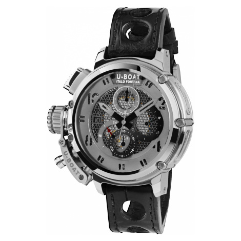 U-Boat Watch Chimera Net Tungsten Limited Edition