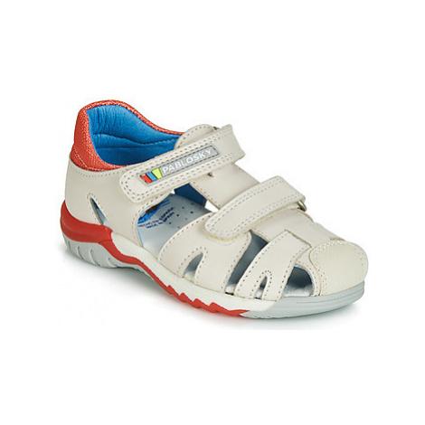 Pablosky 59002 boys's Children's Sandals in Beige