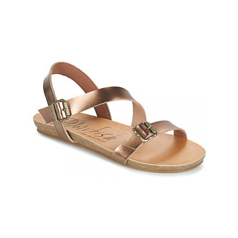 Blowfish Malibu GALLUP women's Sandals in Gold