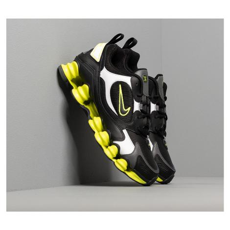 Nike W Shox Tl Nova Black/ Black-Lemon Venom-Iron Grey