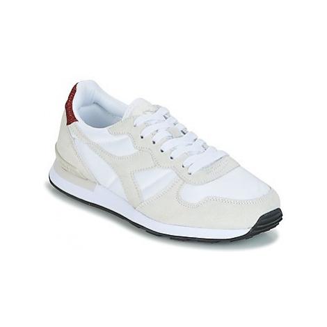 Diadora CAMARO WN women's Shoes (Trainers) in White