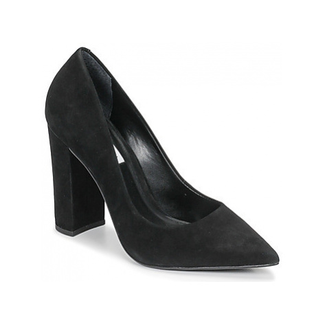 Steve Madden PRANCE women's Court Shoes in Black
