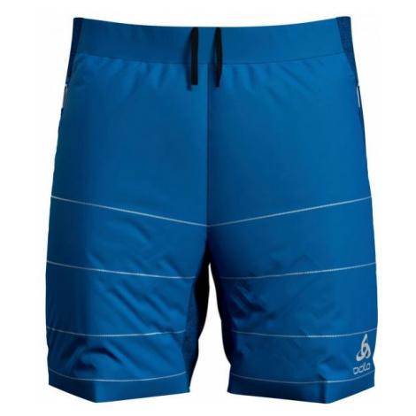 Odlo SHORTS MILLENNIUM S-THERMIC blue - Men's shorts
