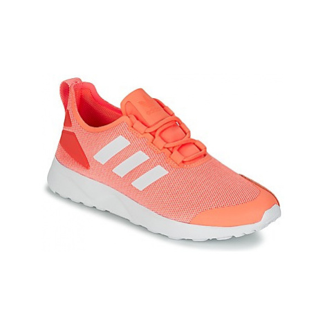 Adidas ZX FLUX ADV VERVE W women's Shoes (Trainers) in Orange