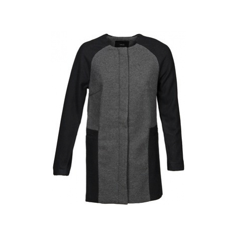 Yas BRUNA women's Coat in Grey Y.A.S