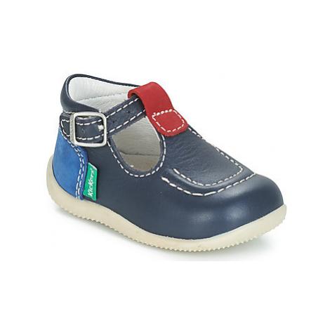 Kickers BONBEK girls's Children's Shoes (Pumps / Ballerinas) in Blue