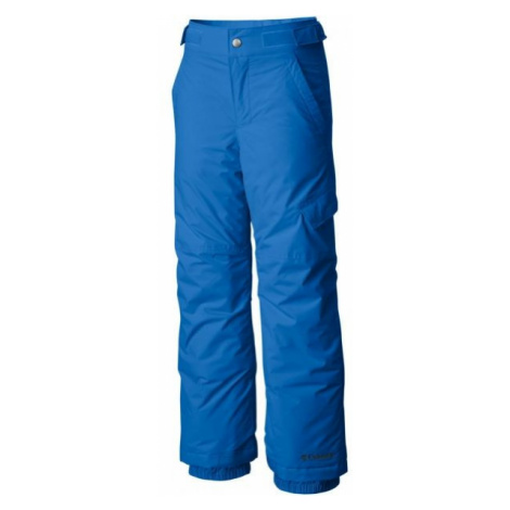 Columbia ICE SLOPE II PANT blue - Boys' ski trousers