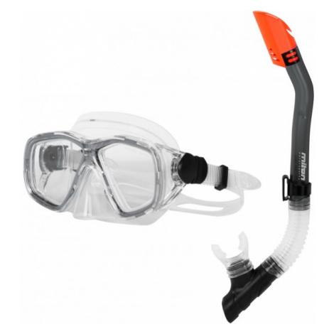 Miton ENKI LAGOON gray - Diving set