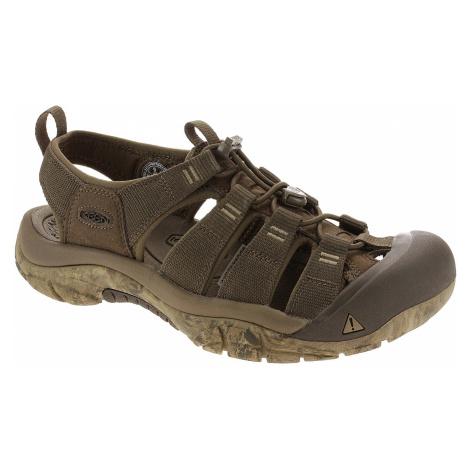 shoes Keen Newport H2 - Canteen/Swirl Outsole - men´s