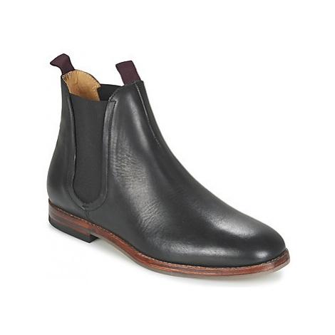 Hudson TAMPER CALF men's Mid Boots in Black Hudson London