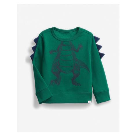 Green boys' clothes