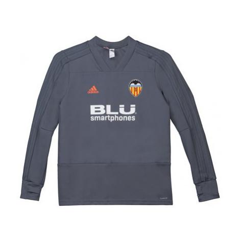 Valencia CF Training Top - Grey - Kids