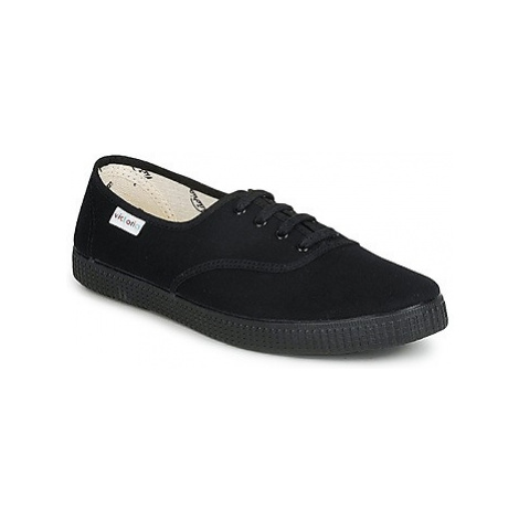 Victoria 6610 women's Shoes (Trainers) in Black