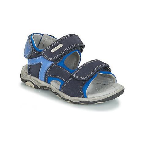 Aster BOTRACK boys's Children's Sandals in Blue