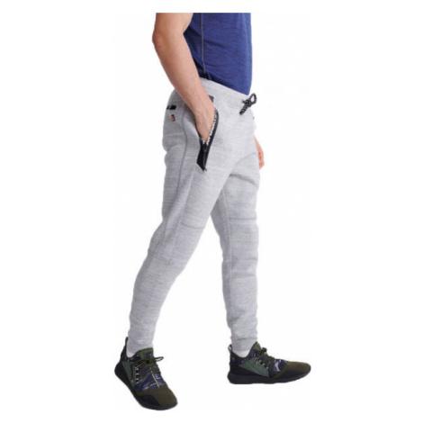 Superdry GYMTECH JOGGERS grey - Men's sweatpants