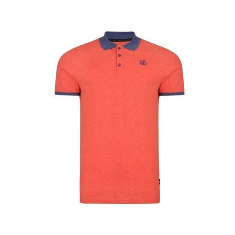 Dare 2b Deference Polo Shirt Red men's Polo shirt in Red