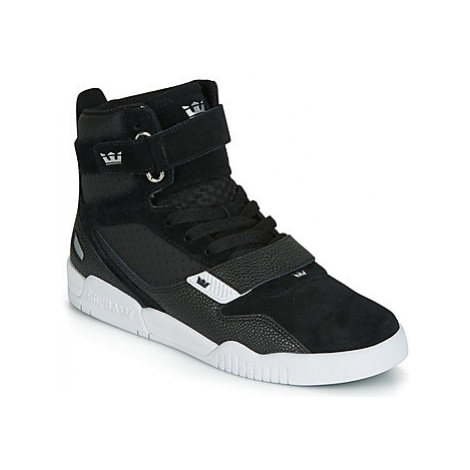 Supra BREAKER men's Shoes (High-top Trainers) in Black