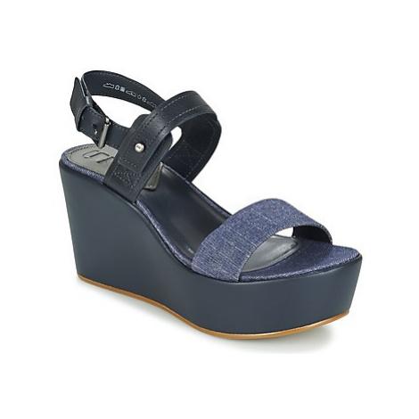 G-Star Raw REMI PLATEAU women's Sandals in Blue