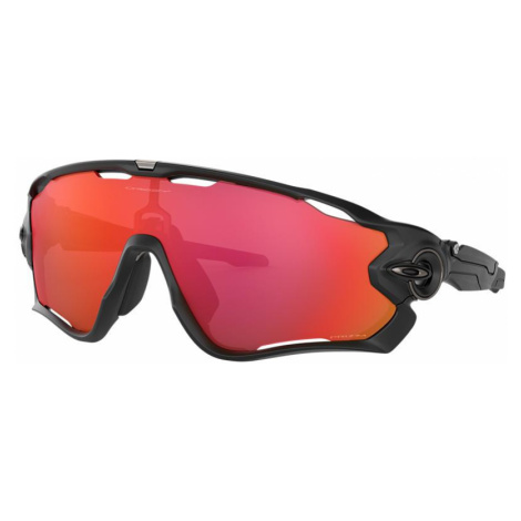 Oakley Man OO9290 Jawbreaker® - Frame color: Black, Lens color: Red, Size FA-LS/121