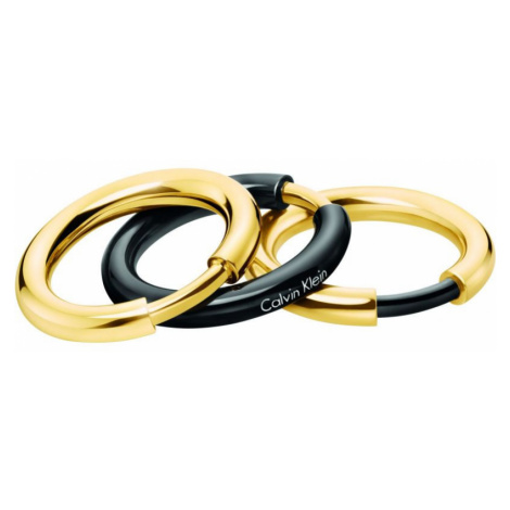 Ladies & Gold Plated Disclose Set Ring