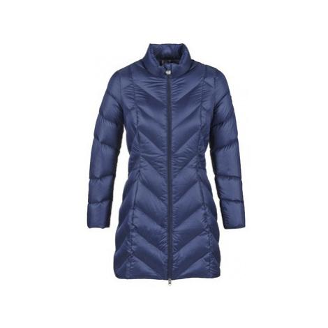 Emporio Armani EA7 CHOLAVO women's Jacket in Blue