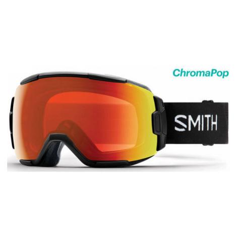 Smith VICE CHROMPOP dark gray - Ski goggles
