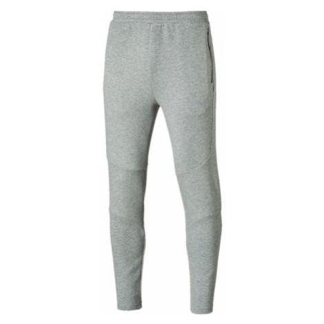 Puma EVOSTRIPE PANTS gray - Men's pants