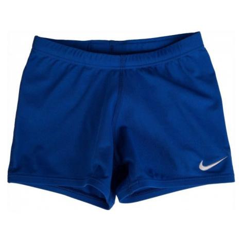 Nike POLY SOLID BOYS blue - Boys' swim shorts